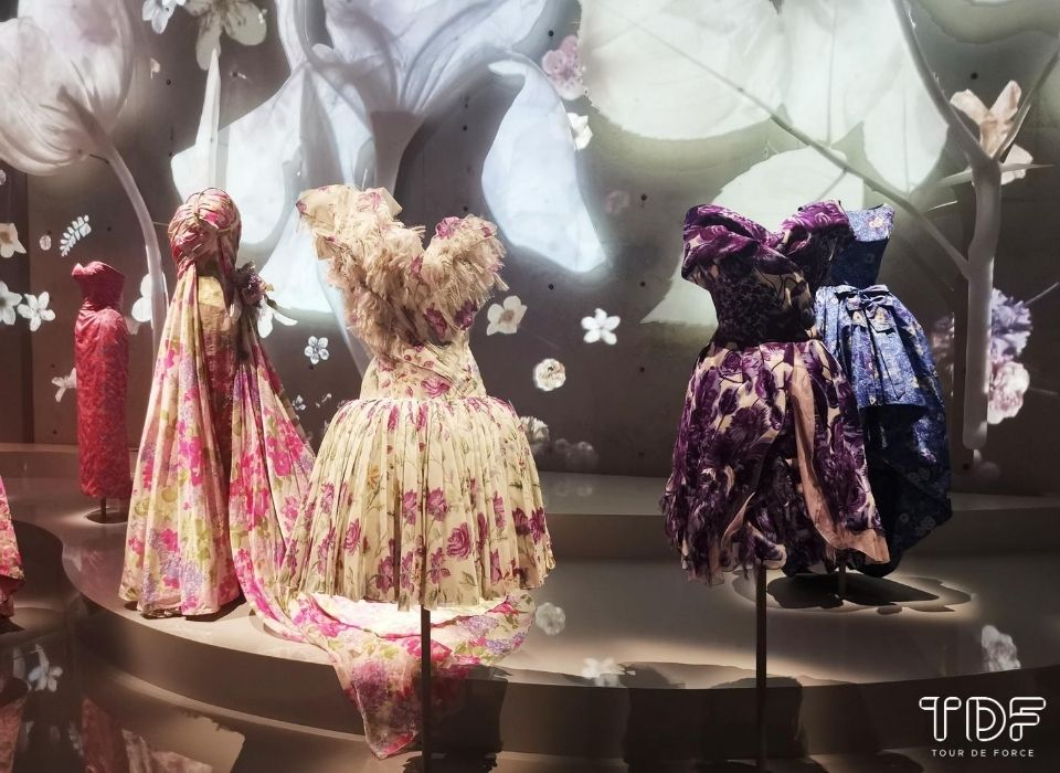 Christian Dior Designer of Dreams Exhibition Shanghai