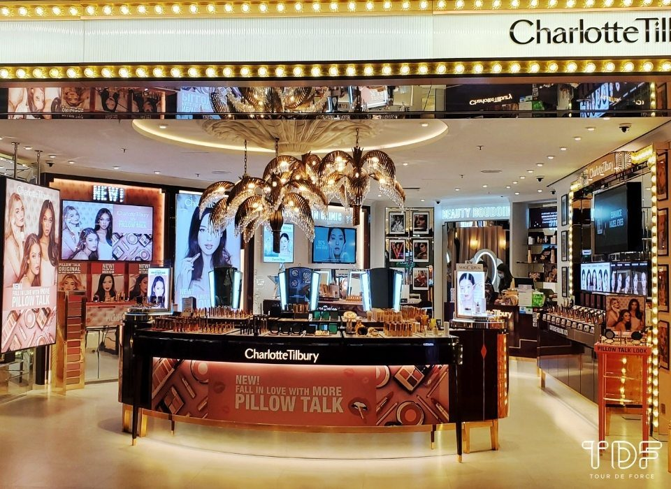 Charlotte Tilbury_TDF_Visual Merchandising Storytelling Manufacturing Specialist