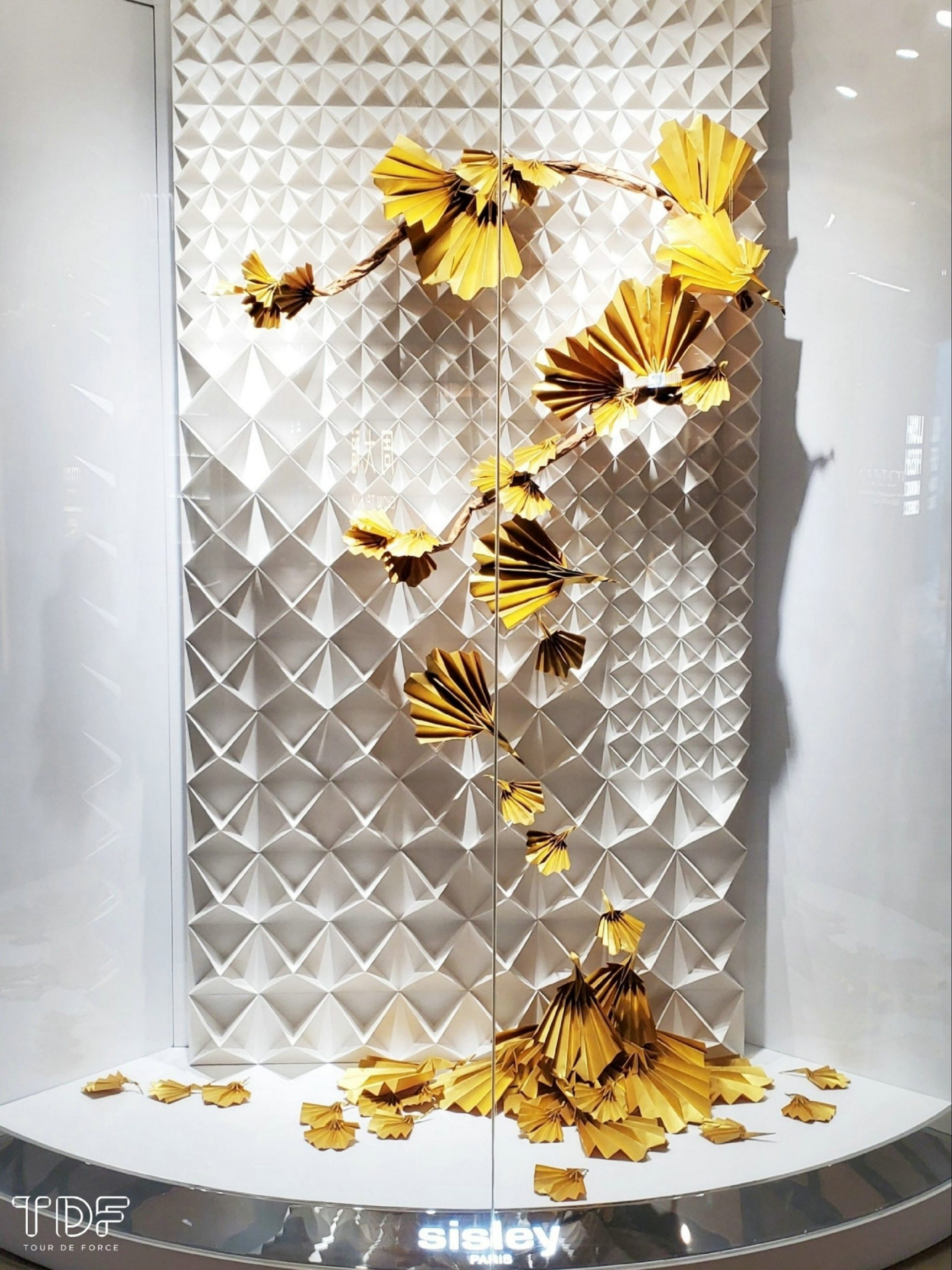 Beauty Store Window Display_TDF_Visual Merchandising Manufacturing Specialist