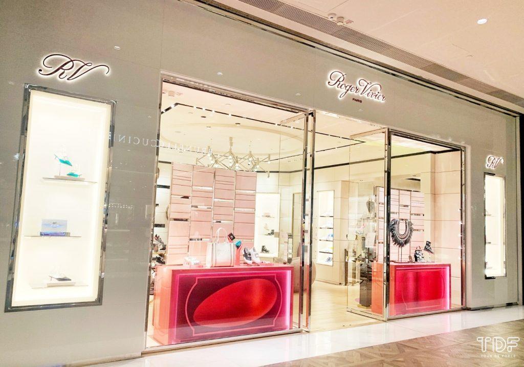 Shop Window Display_Roger Vivier_TDF_Visual Merchandising Manufacturer