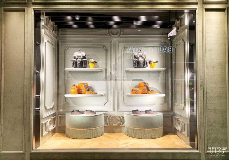 fashion shop window display_store window display_TDF Visual Merchandising Manufacturer