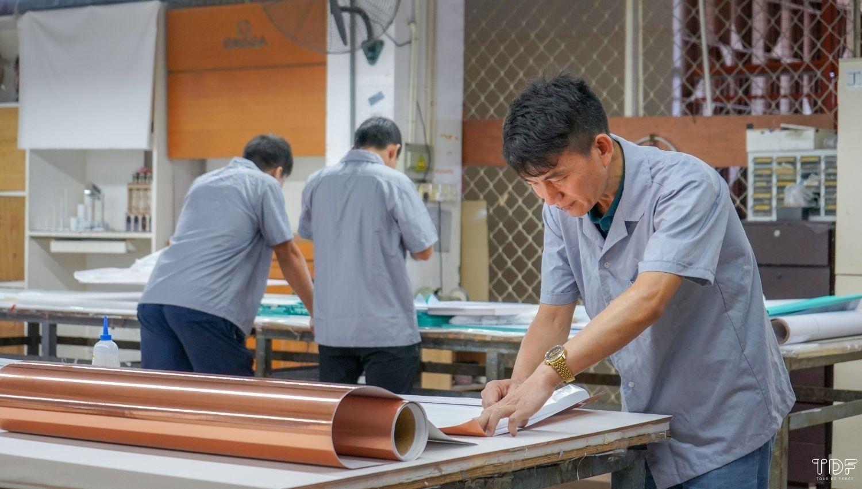 TDF Visual Merchandising Production Manufacturer