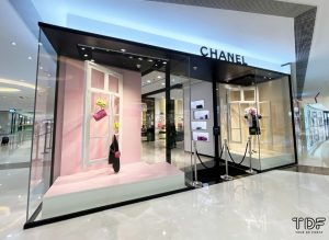 window props, 奢侈品橱窗, 视觉营销, store windows, Chanel SS21, TDF Visual Merchandising Production