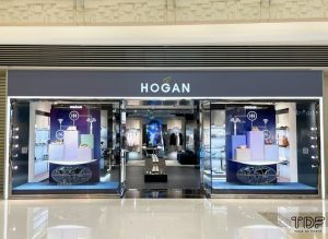 奢侈品橱窗, 视觉营销, Hogan SS21, store windows, Montblanc, TDF Visual Merchandising Production