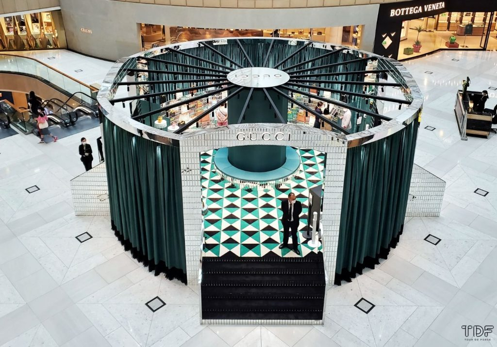 pop-up store installation, visual merchandising supplier, product display supplier