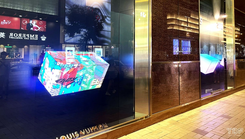 seasonal store windows, window props, TDF visual merchandising production