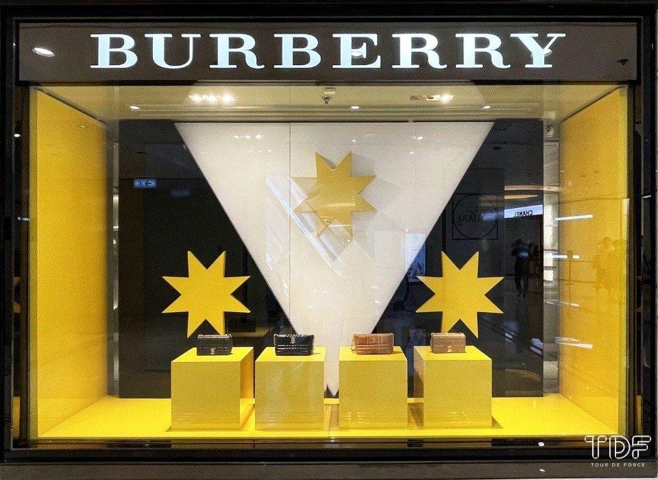 menswear store window display, storefront window displays, TDF window display supplier